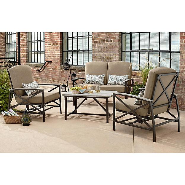 Dealmoon Up to 50% Patio Furniture & Grill Clearance Sears