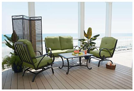 Patio furniture clearance sale sears for Furniture 90 off