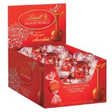 $16.71 Lindt Lindor Truffles Milk Chocolate, 60-Count Box