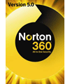 Norton 360 5.0 3-User for PC