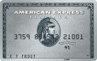 Earn 40,000 points after required spend The Platinum Card®  from American Express