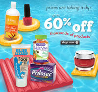 Up To 60% OFF Drugstrore Thousands Of Products in Sale!