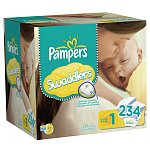 $31.49 Diapers.com Coupon: $15 Off Select Pampers Diaper XL Packs