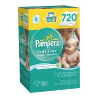 $14.29  720-Count Pampers SoftCare Baby Fresh Wipes