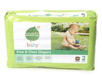 Seventh Generation Diapers 4-Pack Case