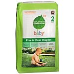 $23.98 2-Packs of Seventh Generation Diapers