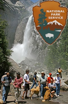 Free access to all national parks  on select dates in 2014