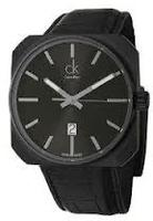 $85 CALVIN KLEIN Men's Solid Watch K1R21430