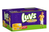 Luvs Premium Stretch Diapers  with Ultra Leakguards on sale @ Amazon.com