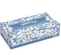 $25.77 36 Pack Kleenex Facial Tissue, White, 100-Count