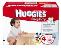 Two Huggies   Printable coupons
