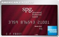 Up to 25000 Bonus Points Starwood Preferred Guest(R) Credit Card from American Express