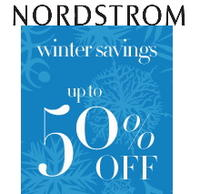 Up to 50%OFF Nordstrom Winter Savings Sale + free shipping