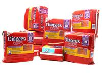 Diapees Plus Disposable Diapers