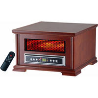 LifeSmart Infrared Quartz Heater - Low Profile