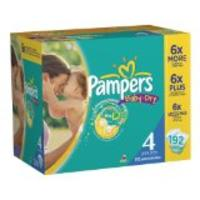 Pampers Diapers on sale  @ Amazon.com