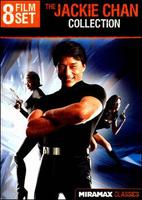 $4.99 Jackie Chan 8-Movie Collection on DVD