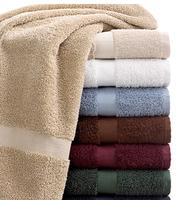 "$7.19 Lauren Ralph Lauren Bath Towels, Basic 27"" x 52"" Bath Towel"