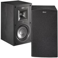 $99.98 Klipsch Icon 5.25' 2-Way Bookshelf Speakers