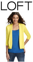 50% off  Select Favorites @ LOFT