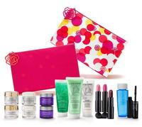 Free 7-piece gift set  with any $35 Lancome purchase @ macys.com