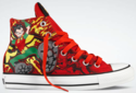 $29.99 Converse Chuck Taylor Unisex Teen Titans Sneakers