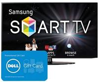 $597.99 Samsung Series 5 40-inch LED-backlit LCD TV - UN40EH5300 1080p Smart HDTV with $100 PROMO eGift Card
