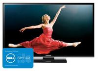 $549.99 Samsung Series 4 51-inch PN51E450 720p Slim Plasma HDTV with $75 Promo eGift Card