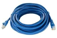 Shaxon  RJ45 Category 6 Patch Cord - Blue, 25 Feet: