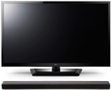 $849.99 LG 55' 3D LED HDTV, Soundbar, 3D glasses