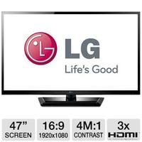 "$529.99 LG 47""(model# 47LM4600 ) and 55"" (model# 55LM4700)  Class LED 3D HDTV"