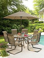 $324.99 Garden Oasis Grandview 7-Piece Dining Set