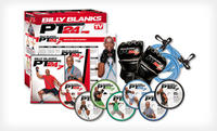 Billy Blanks PT 24/7 Tae Bo DVD Set @Groupon