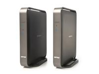Buffalo Technology Gigabit Dual-Band Wireless Router & Bridge Bundle