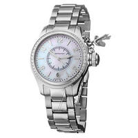 $579 Hamilton Women's Khaki Navy Seaqueen Watch