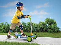$24 Fisher-Price Grow to Pro Boys' Scooter