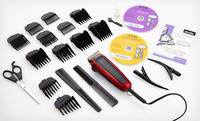 Andis Buzz Barber Clipper Plus 26-Piece Kit in Red. Free Shipping and Free Returns.