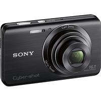 Sony DSCW650/B 16.1 MP Digital Camera Black
