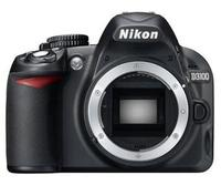 279.95 Nikon D3100 14.2 MP DSLR Camera body (refurbished)