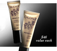 Select One of Free Deluxe Sample of Caudalie($46 Value Each)  with Any $25 Purchase @Sephora.com