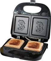 $9.99 Pangea - Boston Red Sox Sandwich Press