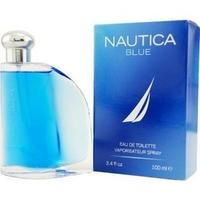 NAUTICA BLUE * Cologne for Men * 3.3 / 3.4 * NEW IN BOX