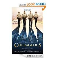 FREE Randy Alcorn 'Courageous: A Novel' Kindle eBook