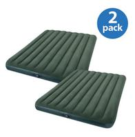 $39 Intex Queen Fabric Airbed 2-Pack