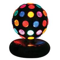 $16.06 LumiSource LS-DISCO 6M Color Rotating Ball Disco Lamp