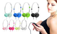  iLuv Headphones. 8 Colors Available. 
