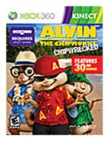 $10.76 Alvin and the Chipmunks: Chip Wrecked - Xbox 360