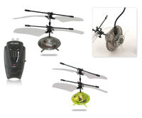 Intelli UFO II 3-Channel RC Helicopter