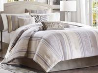 $59.99 Madison Park Granger 7-Piece Comforter Set