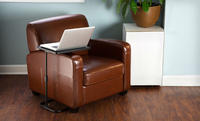 ThinkTank Technology Adjustable Swivel Laptop Desk. Free shipping.